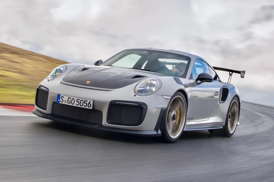 New Porsche 911 will be hybrid ready - New Porsche 911 will