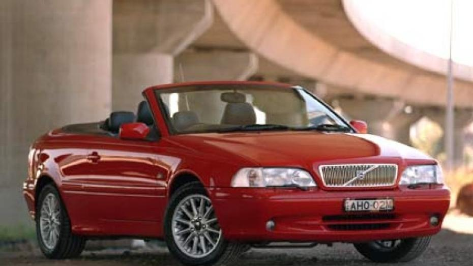 Used Car Review Volvo C70 Convertible 1999 2001