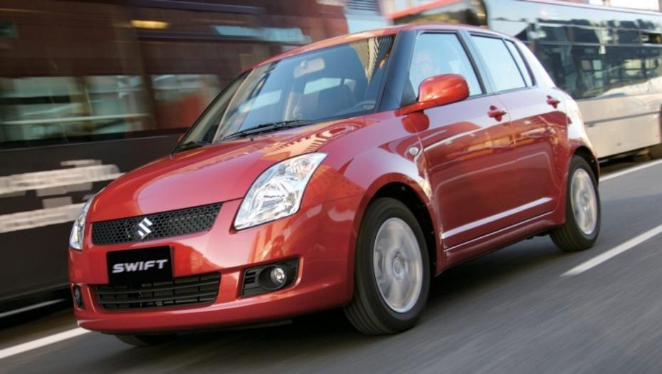 2007-2011 Suzuki Swift used car review