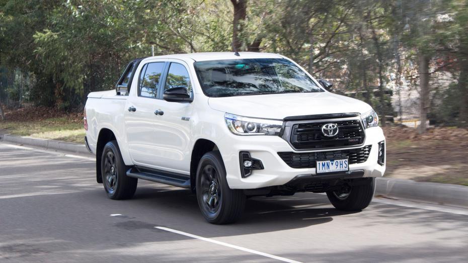 2018 Toyota HiLux Rogue review | Drive com au