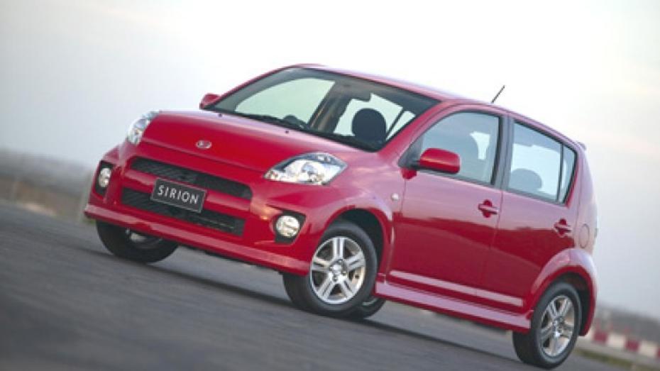 Used car review: Daihatsu Sirion
