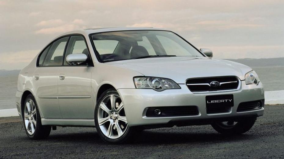 2004-2009 Subaru Liberty 3 0 used car review - Used review: Subaru