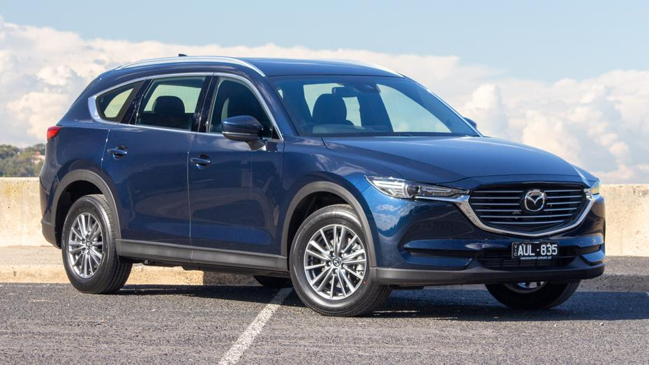 2018 Mazda CX-8: Styling, Specs, Availability >> Mazda Cx 8 Sport 2018 Review
