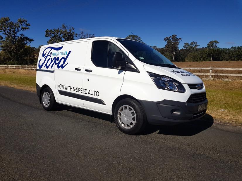 0 Ford Transit Custom