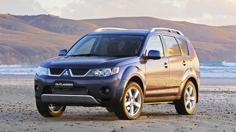 Used car review: Mitsubishi Outlander 2006-2009