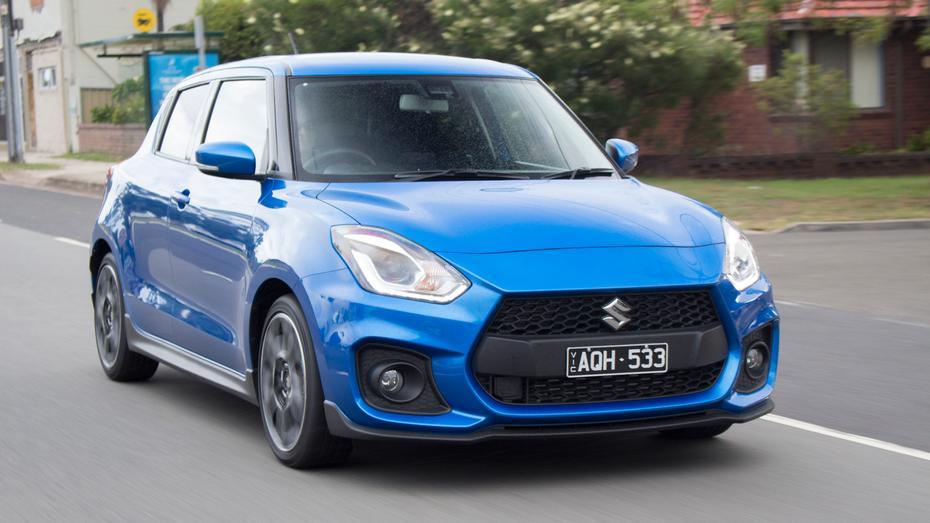 2018 Suzuki Swift Sport quick spin review - 2018 Suzuki