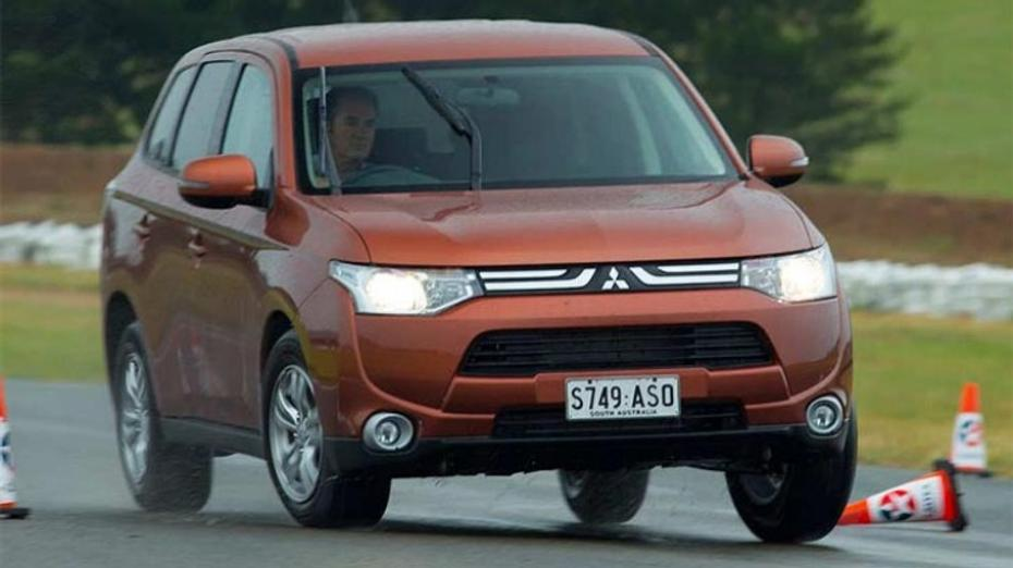 Mitsubishi upgrades Outlander cooling