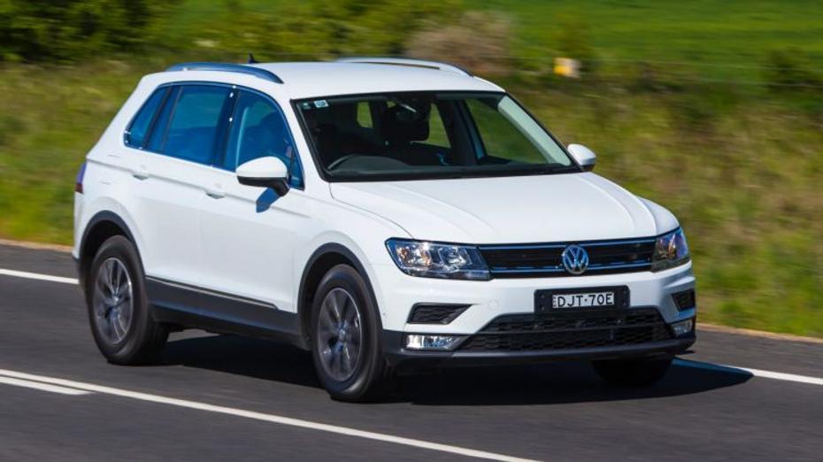 2016 Volkswagen Tiguan 110TSI Comfortline She says, he says