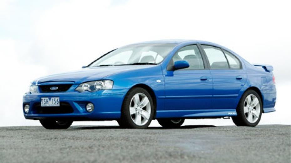 Used car review: Ford Falcon BF 2005-07
