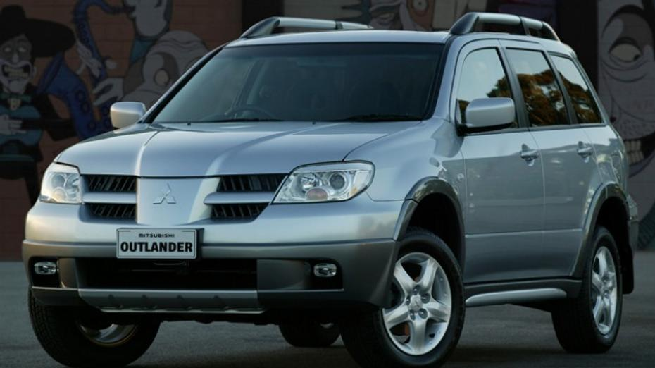 Used car review: Mitsubishi Outlander 2004-2006
