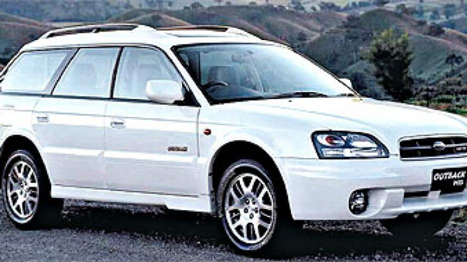Used car review: Subaru Outback H6