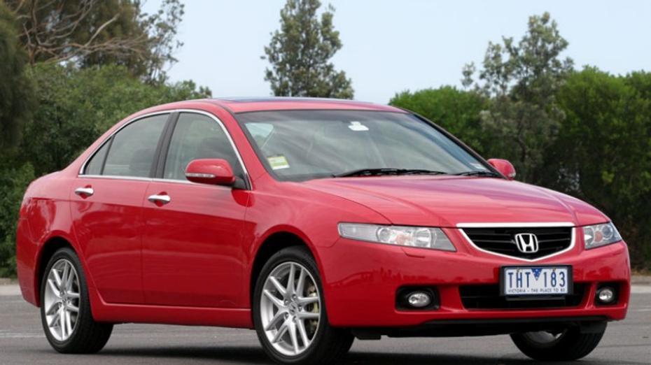 Used car review: Honda Accord Euro 2003-08