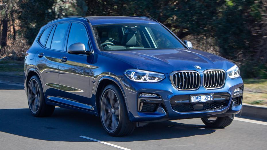 BMW X3 M40i 2018 new car review - Road test: BMW X3 M40i