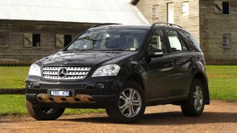 Used Car Review Mercedes Benz Ml320 Cdi 2006 08