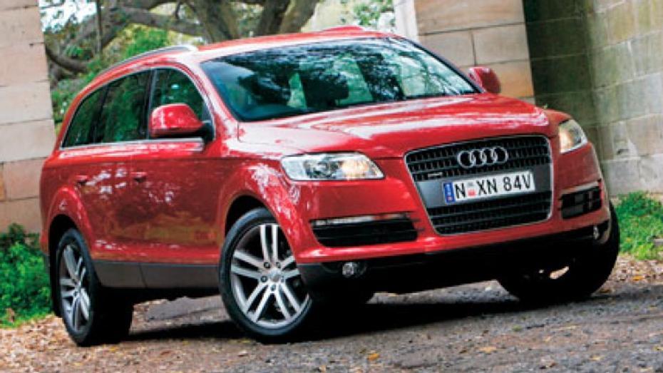Used car review: Audi Q7 2006-2010