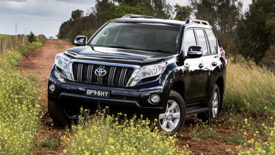 2017 Toyota LandCruiser Prado range review - The Sweet Spot