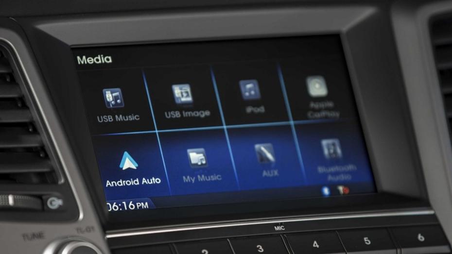 Hyundai adds Android Auto - Hyundai adds Android Auto