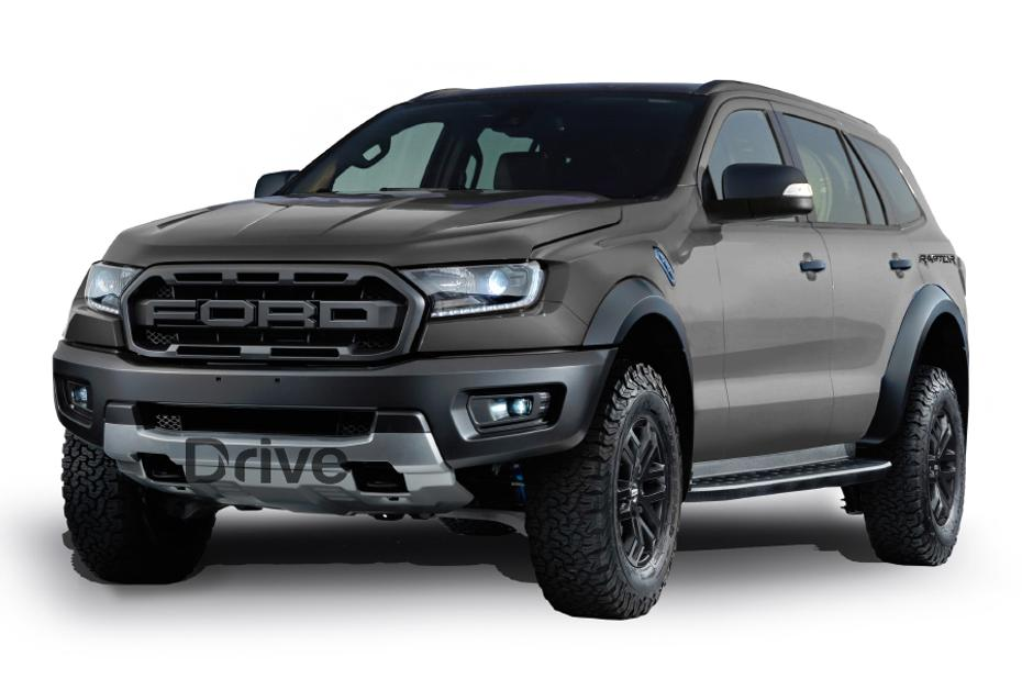 Coming Soon Ford Everest Raptor Coming Soon Ford Everest