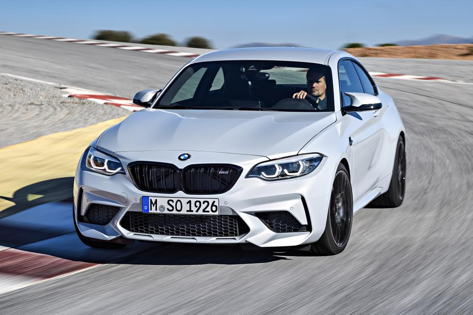 Bmw M2 Competition 2018 Full Details Price Performance And Features