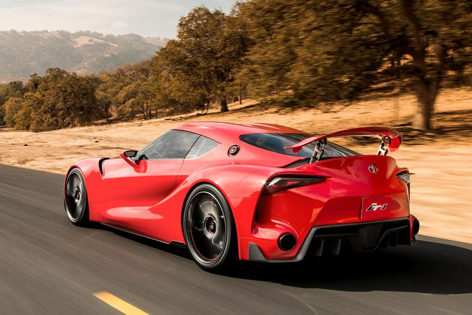 Toyota Ft1 Price >> New Toyota Supra Confirmed For Production New Toyota Supra