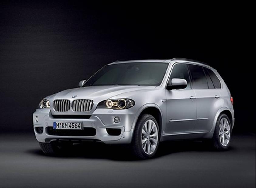 2009 Bmw X5 M Sport Package Details Pricing Pictures