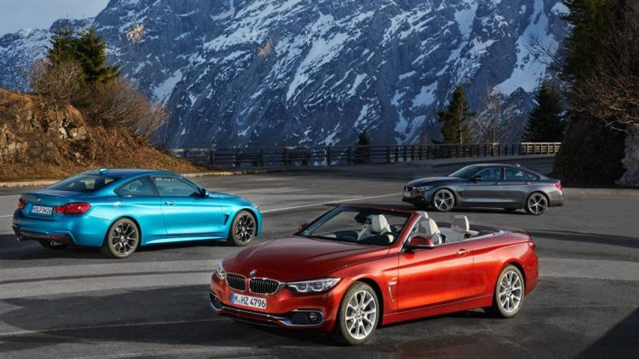 2017 Bmw 4 Series New Car Review Driven New Bmw 4 Series