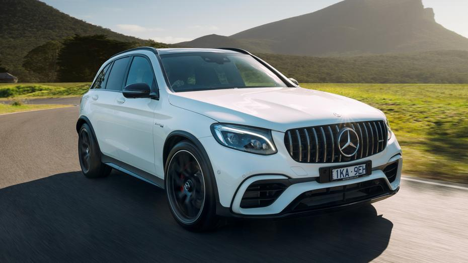 2018 Mercedes-Benz GLC: New AMG GLC63 Models, Price >> 2018 Mercedes Amg Glc63 First Drive Review Drive Com Au