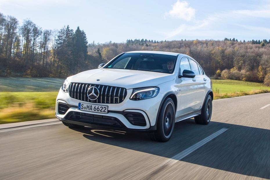 2017 Mercedes-Benz GLC63