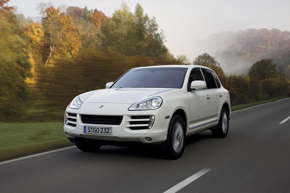 0 Porsche Cayenne
