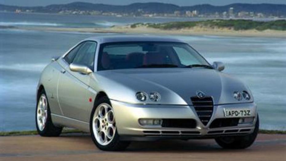 2004 Alfa Romeo GTV