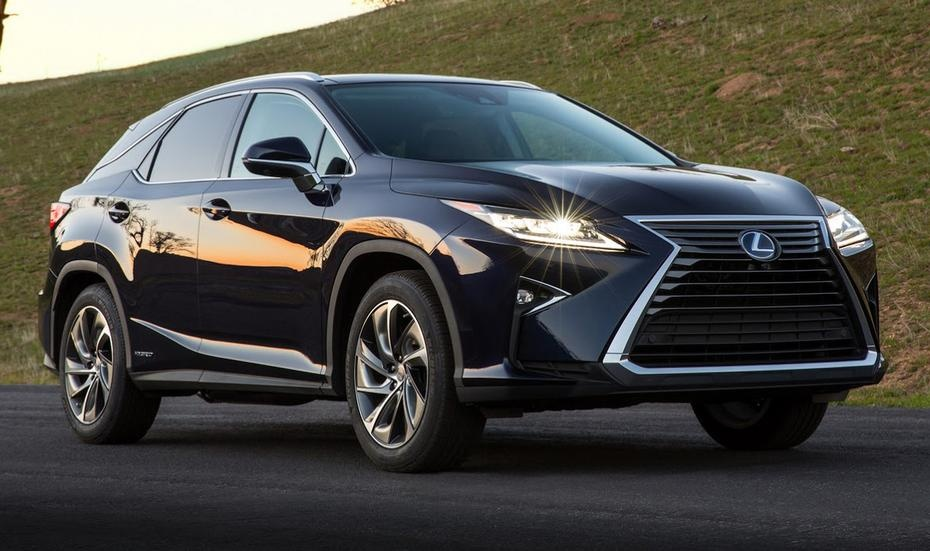 All New Lexus Rx Revealed Australian Launch Confirmed For 2016