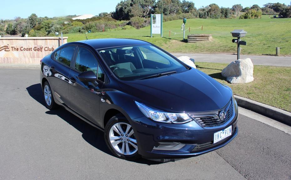 0 Holden Astra
