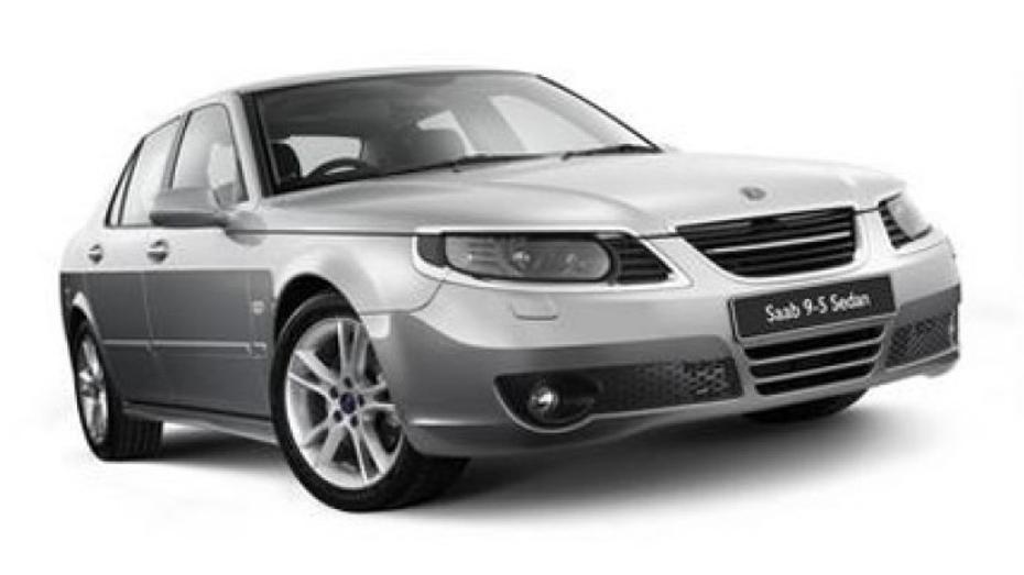 1998 Saab 9-5