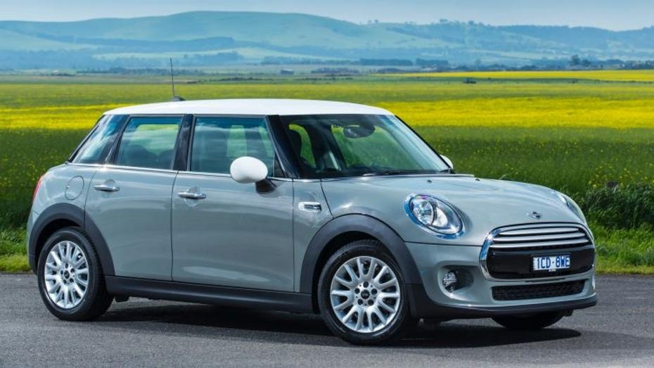 2014 MINI Hatch
