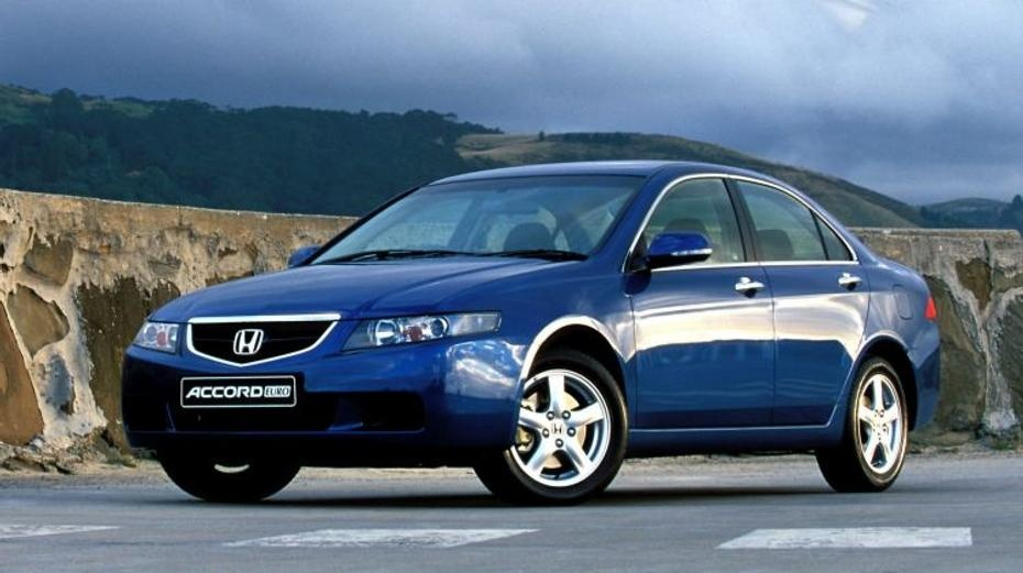 2003 Honda Accord Euro