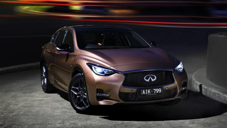 2018 Infiniti Q30
