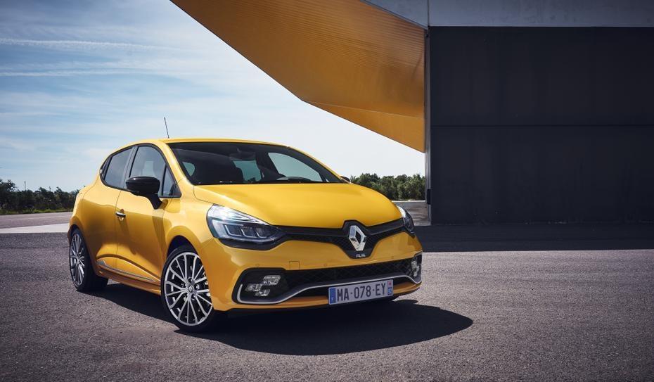 2017 Renault Clio