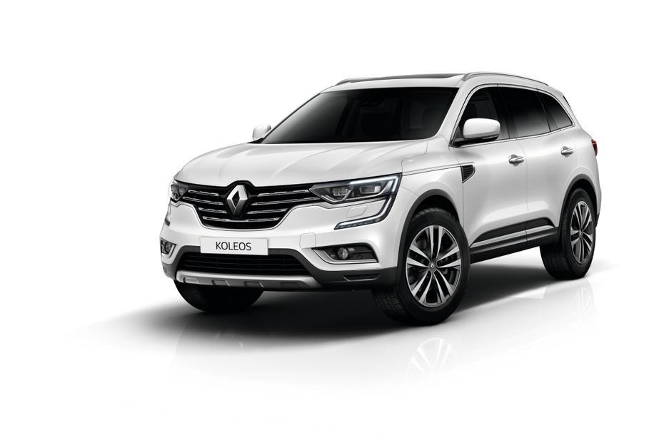0 Renault Koleos