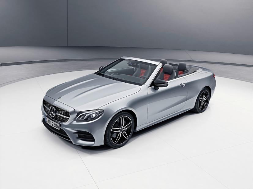 2017 Mercedes-Benz E350