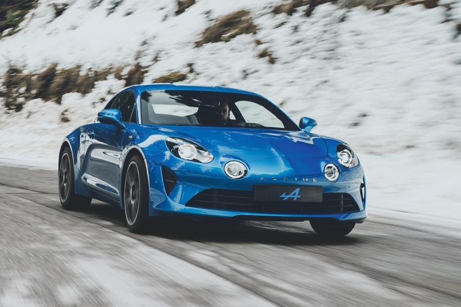 2018 Renault Alpine