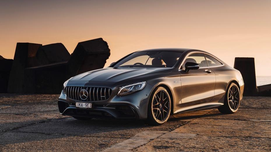 2018 Mercedes-Benz S63