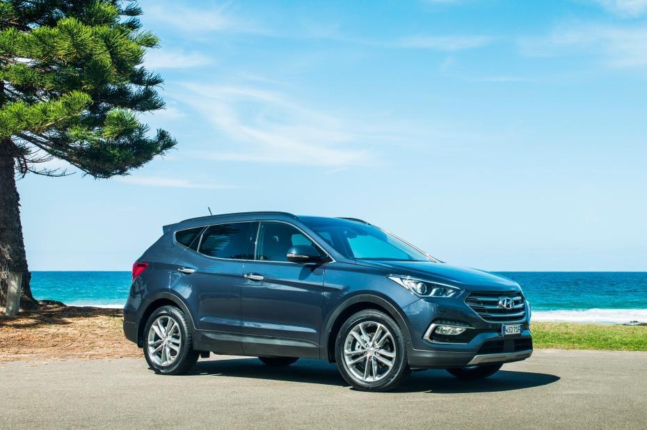 0 Hyundai Santa Fe