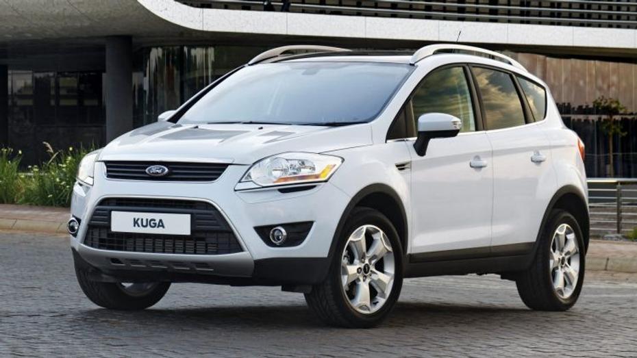 2012 Ford Kuga