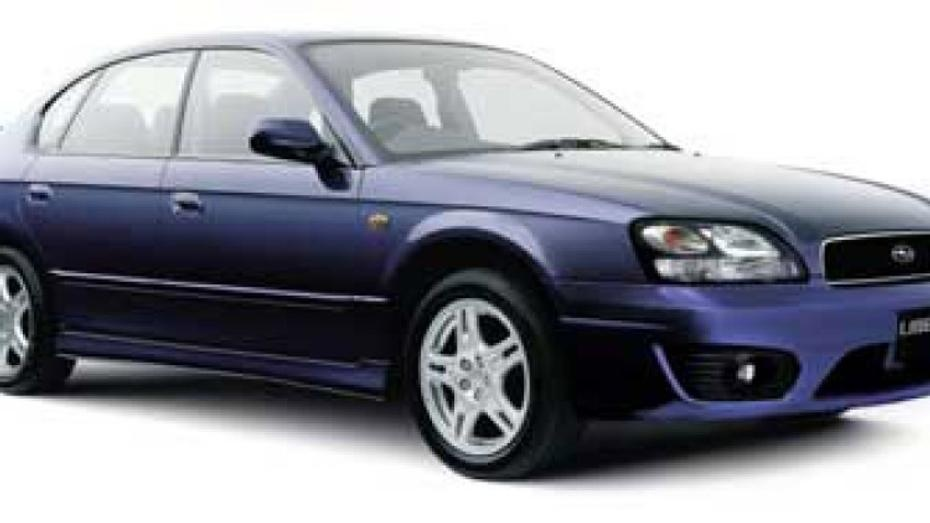 1997 Subaru Liberty