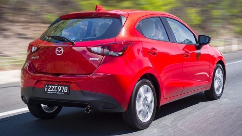 2017 Mazda2 new car review - Driven: Mazda's refreshed ...