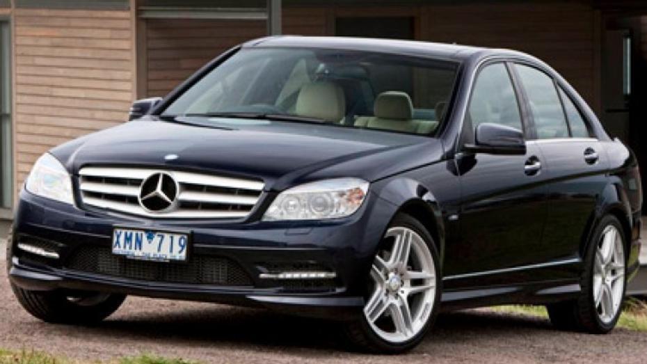 2010 Mercedes-Benz C200 CGI