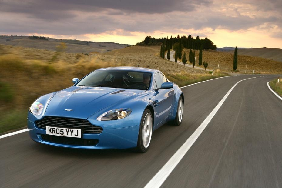 2006 Aston Martin V8