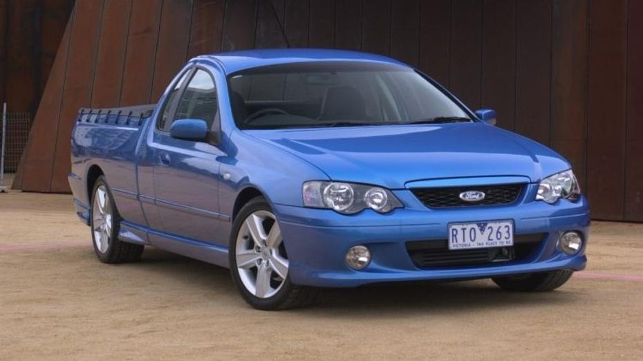 2005 Ford Falcon Ute