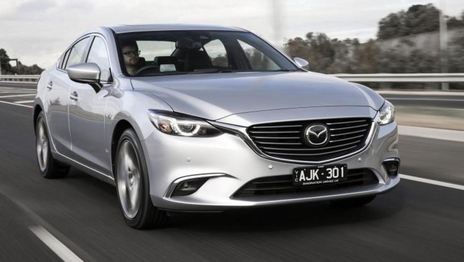0 Mazda 6