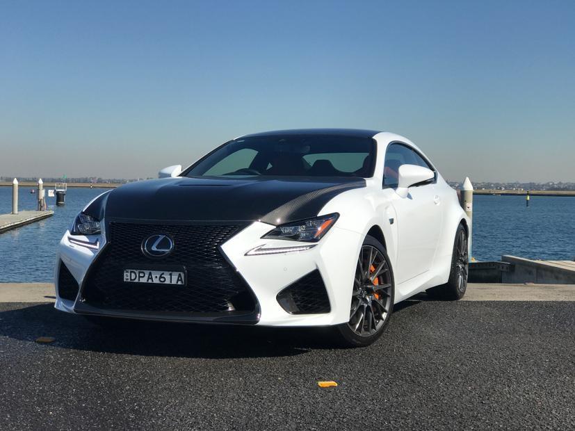 0 Lexus RC